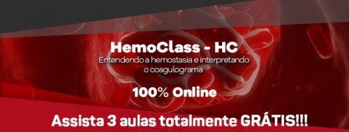 Curso HemoClass - HC disponibiliza 3 aulas gratuitas